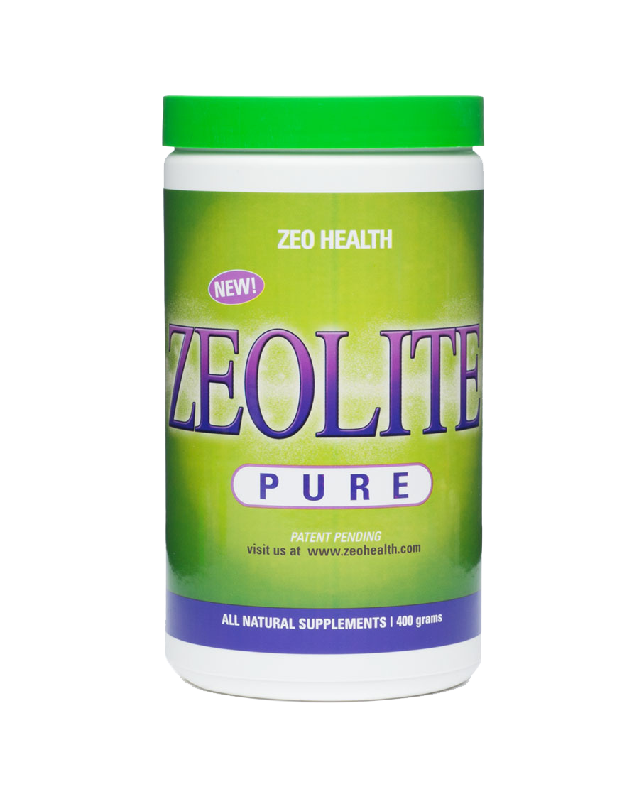 Zeolite Pure supplement